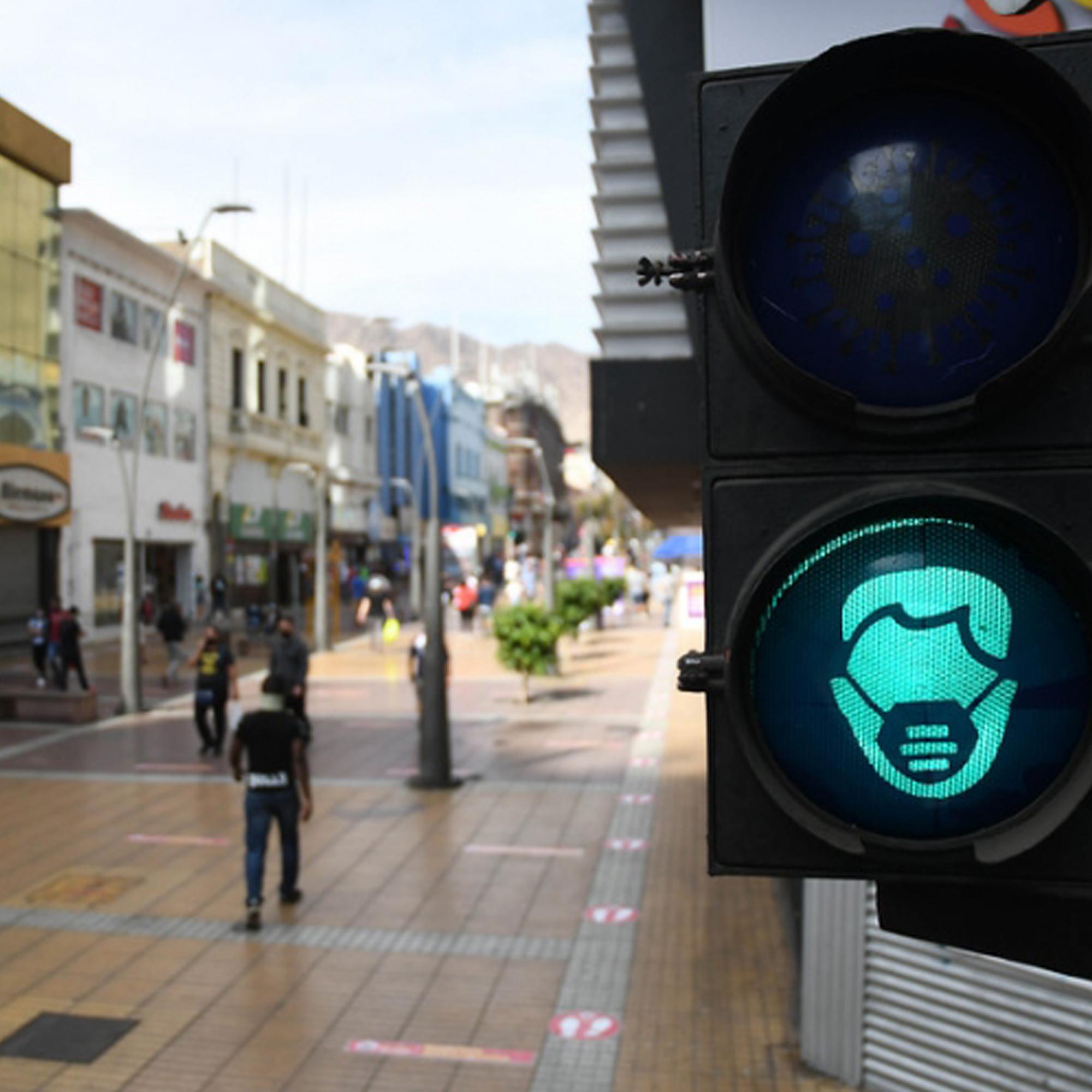 UOCT Antofagasta reestablecerá 99 Semáforos en la Capital Regional